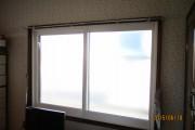内窓の取付で暖かく