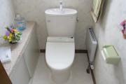 ウォッシュレット故障トイレの交換